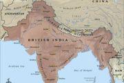 பிரிட்டிஷ்காரர்கள் துப்பாக்கி முனையில் உருவாக்கியதே 'இந்தியா'
