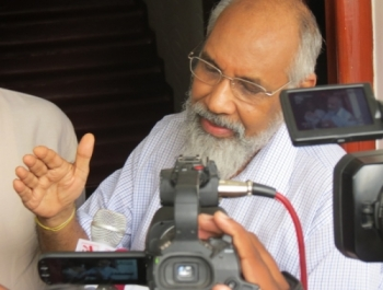 Ex-Judge Wigneswaran is Like a Jaffna Lagoon Lobster Caught in the Tamil Diaspora Net!
