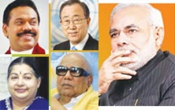 Modi's First Hurdle Over Sri Lanka